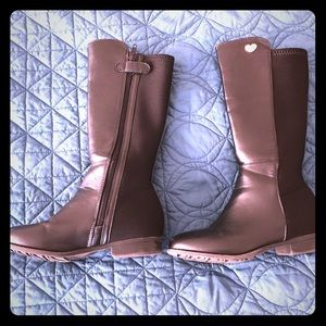 Stuart Weitzman Size 12 little girl Boots